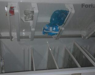 یخچال الکترواستیل رنگ سفیدیخچالی