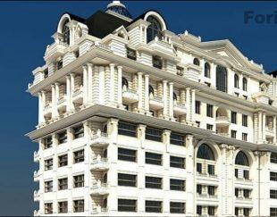 ۱۰۰ متر ولنجک نوساز قابل سکونت شاهکار معماری