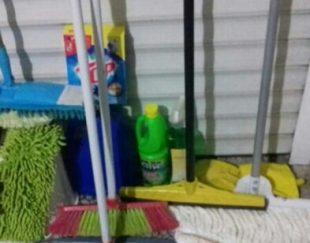 نظافتچی هستم