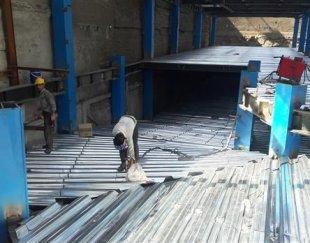 مجری تخصصی سقف های عرشه فولادی