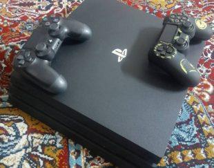 PS4 PRO کاملا نو