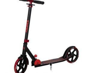 اسکوتر و دوچرخه