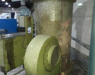 بخاری صنعتی دو گانه سوز فن دار ( فوق العاده اکازیون)