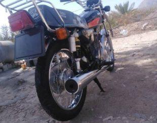 موتور ۱۲۵ پنج دنده