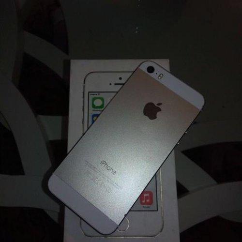 گوشی ایفون ۵s 32 گلد