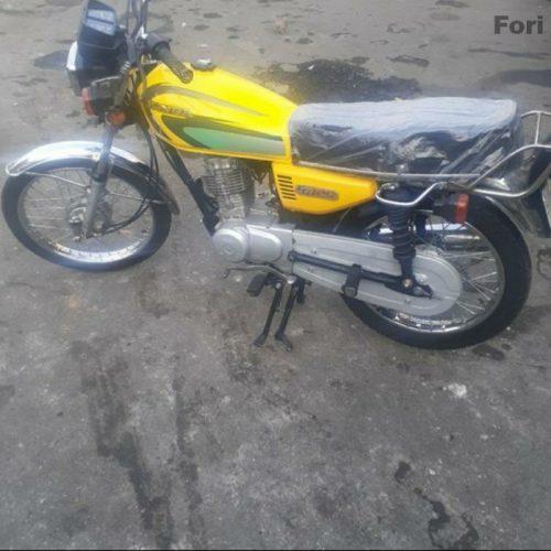 موتور سیکلت زیگما مدل ۹۵