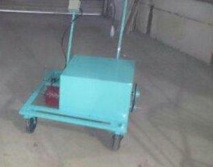 دستگاه برس چمن مصنوعی