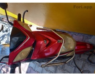 موتور زدوان.قرمز.با باطری و بی باطری
