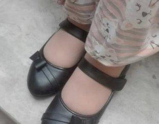 کفش مشکی دخترانه بسیار شیک سایز۳۵
