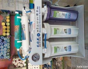 دستگاه تصفیه آب خانگی ونیمه صنعتی