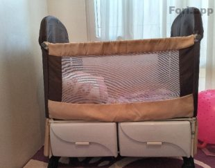 تخت وگهواره کودک