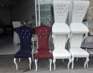 کرایه انواع صندلی و وسایل تشریفات