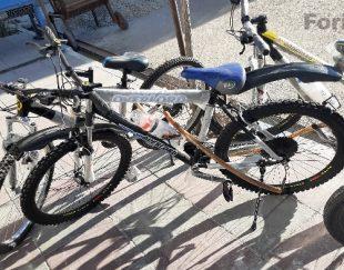 فروش ۳ عدد دوچرخه نو و حرفه ای