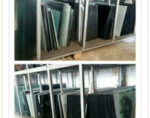 تولید وفروش شیشه اجاق گازهای فر و ماکروفر و اجاق گازهای  رومیزی و توستر