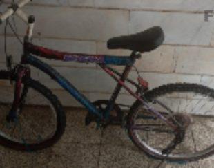 ۲ عدد دوچرخه سالم و خراب مارک دوچرخه سالم رامبو و مارک دوچرخه خراب shekary هستش دوچرخه رامبو سمت عقب شکسته و دچرخه خراب فقط لاستیک و ترمز میخواد . تخفیف هم میدیم قیمت دوتا دوچرخه باهم.