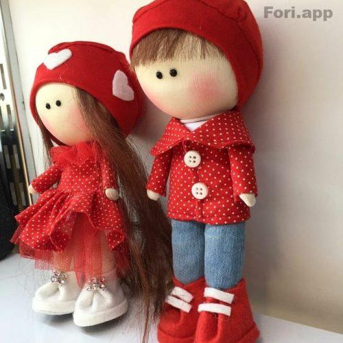 عروسک ولنتاین