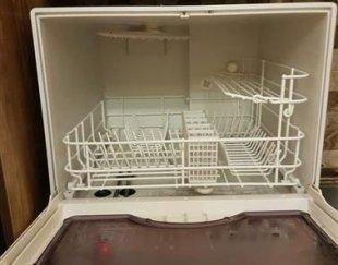 ماشین ظرفشویی رومیزی موریس اصل ، تمیز و سالم