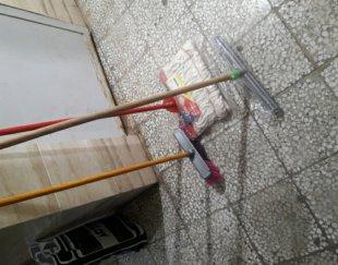 نظافت اپارتمان