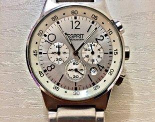 ساعت سه موتوره نفیس Esprit اصل