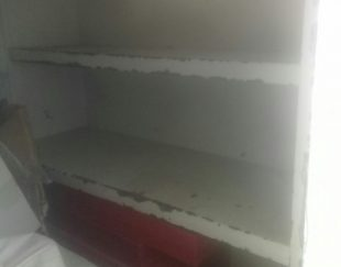 کابینت آشپزخانه فلزی درام دی اف