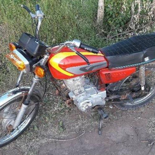 موتور سیکلت با سند