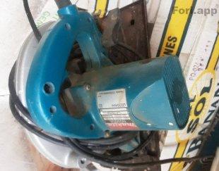 فروش تعدادی از ابزار برقی نجاری