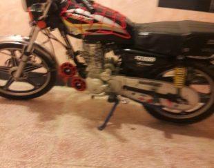 موتور سیکلت مدل ۹۴ تمیز