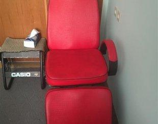 صندلی سه تکه در حد نو