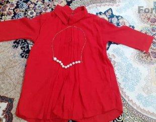 لباس دخترانه مجلسی با گردنبند