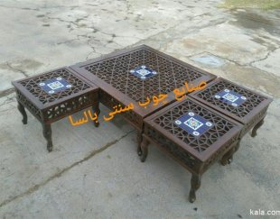 صنایع چوب سنتی گره چینی
