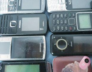 تعدادی گوشی فروشی دارم