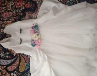 لباس عروس بچگانه دخترانه