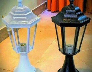 تولیدی شب چراغ                      چراغ حیاطی فلزی وپلاستیکی(دیواری،سردری،سرلوله،آویز)