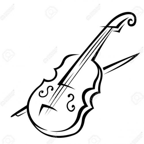 تدریس ویلن و گیتار در محیط استودیویی