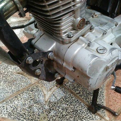 موتور۱۲۵پنچ دنده درحد نو