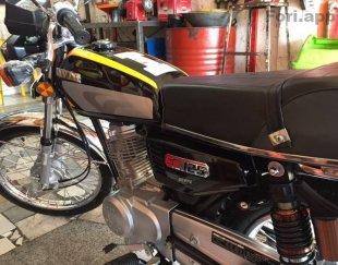 موتور هوندا ۱۲۵کویر