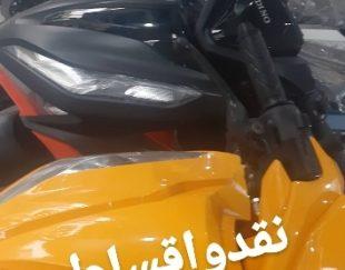 فروش نقدواقساطی انواع موتور سیکلت