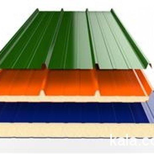 فروش ساندویچ پانل های سقفی و دیواری