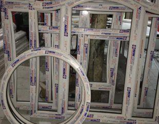 درب و پنجرهupvcدوجداره مستقیم از کارگاه بدون واسطه