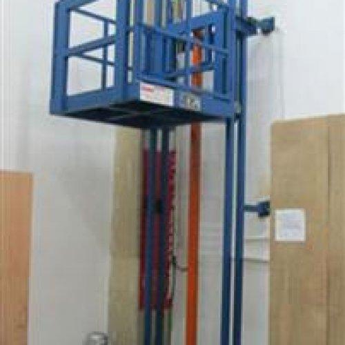 ساخت و تولید بالابر هیدرولیک و آسانسور