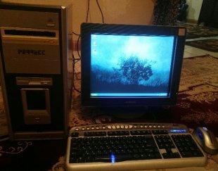 کامپیوتر کامل و تمیز