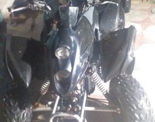 موتور چهارچرخ یاماها۱۰۰سی سی در بندر گناوه