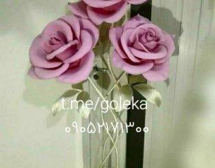 گل کاغذی مقوایی، گل کاغذی دیواری، گل کاغذی دکوراتیو