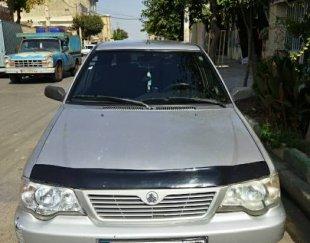 خودروپراید۱۱۱نقره ای