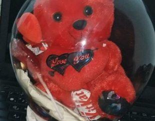 خرس قرمزگوی