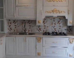 ساخت و نصب کابینت چوبی و فلزی