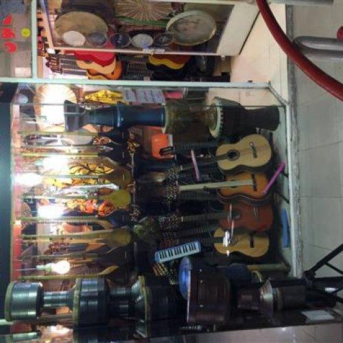 فروشگاه موسیقى همایون