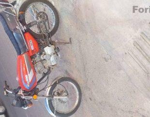 موتور سیکلت ۲۰۰ccمدل ۹۶