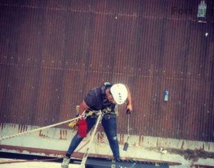 خدمات راپل کار در ارتفاع بدون نیاز داربست
