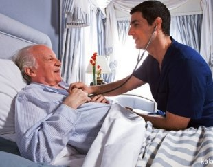 انجام کلیه اقدامات پرستاری و پزشکی در منزل